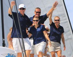 We help you select the yacht & crew