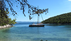 Find your own bay in Croatia