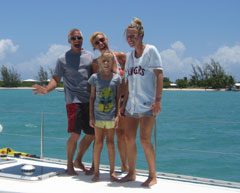Take your family sailing