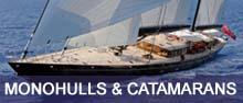 Click here for a list of monohulls & catamarans & catamarans