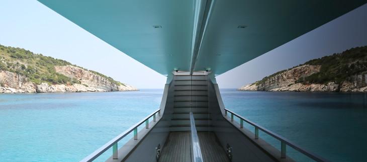 Luxury motor yachts world wide