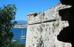 Yacht charter in South of France