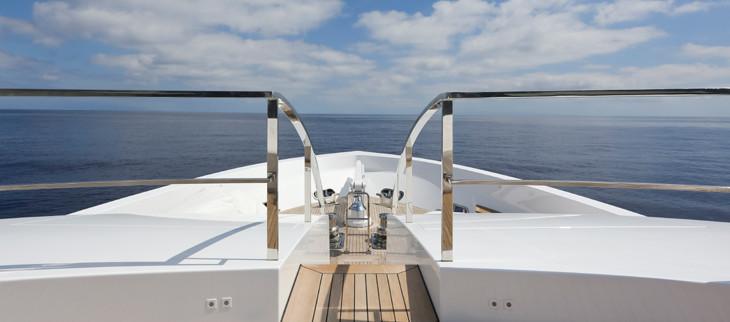 Discover Greece on a mega yacht