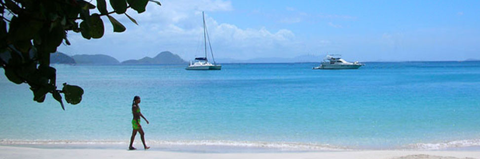 The BVI is the top sailing destination in the Caribbean
