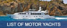 Click here for list of motor yachts in the Caribbean