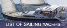 Click here for list of Caribbean sailing yachts