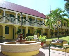 Guvernørboligen på St. Croix